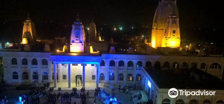 ISKCON Chandigarh Sri Sri Radha Madhav Temple1