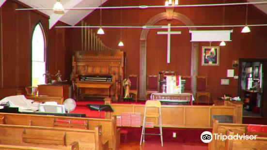Nathaniel Dett Memorial Chapel British Methodist Episcopal Church