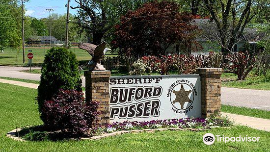 Buford Pusser Home and Museum