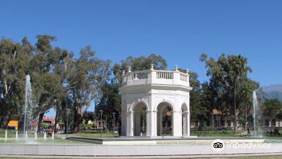 Paseo General Navarro