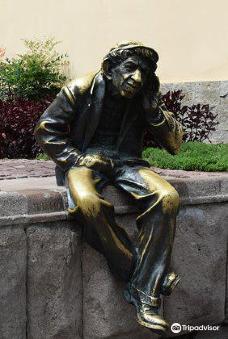 Statue of Milyo the Crazy-普罗夫迪夫