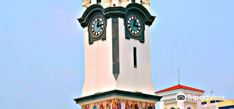 Birch Memorial Clock Tower2