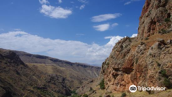 Noravank Gorge