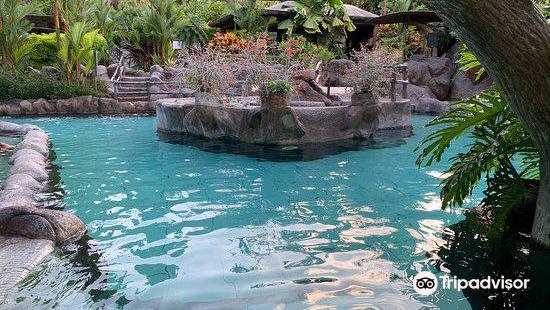 Los Lagos Hot Springs