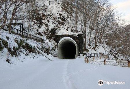 Old Hakodate Line Kamui Kotan Tunnels