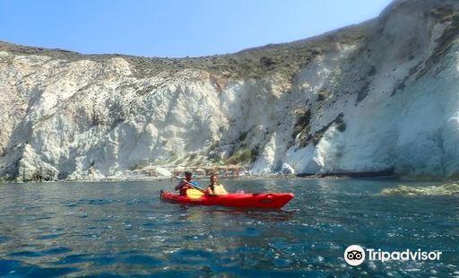 Trekking Hellas Sea Kayaking- Day Tours