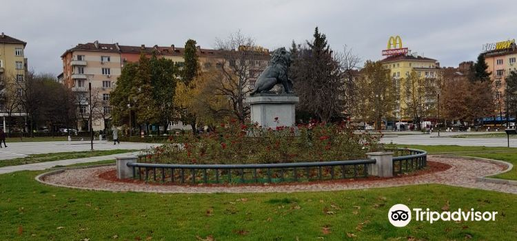 Monument Symbol of the City of Sofia1