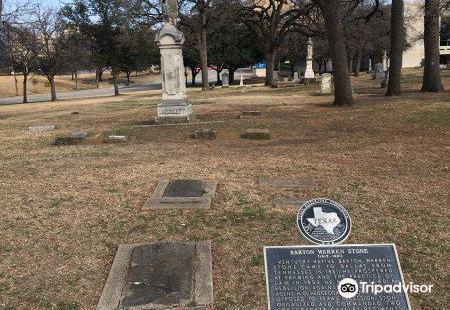Pioneer Park Cemetery
