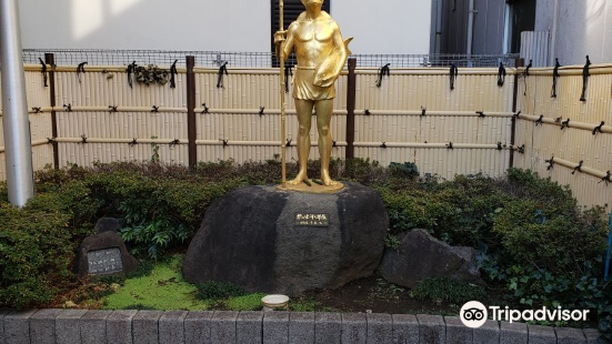 Kappa Kawataro 塑像