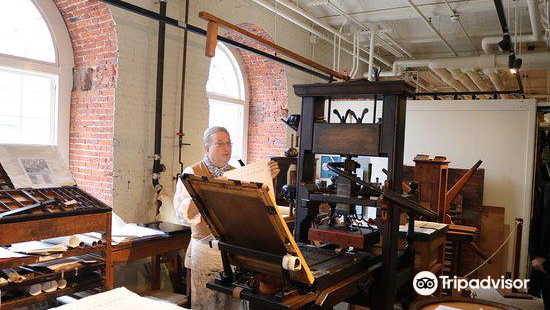 The Printing Office of Edes & Gill