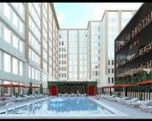 達拉斯市中心萬豪唐普雷斯套房酒店