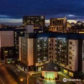 納什維爾範德比爾特/西區萬豪斯庭院酒店