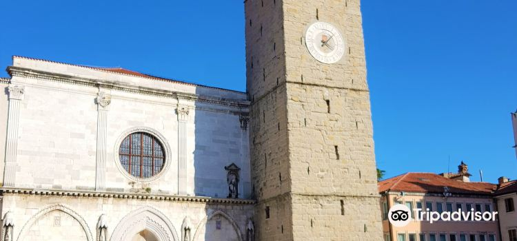 Koper Cathedral and Bell Tower2