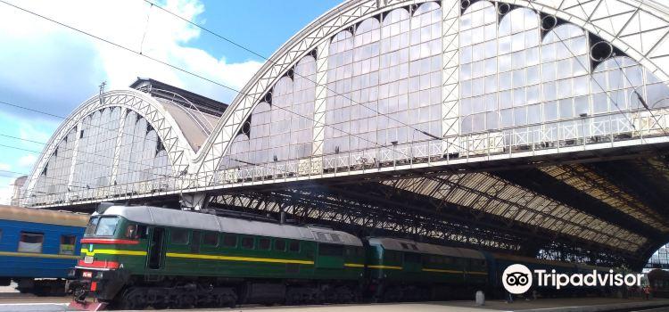 Lviv Railway station1