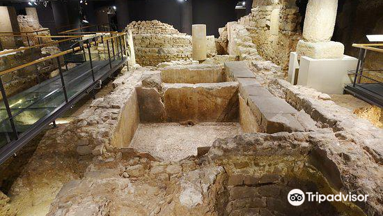 MUHBA Museu Historia de Barcelona