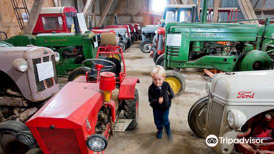 Grubbegaard Traktor Og Motor Museum