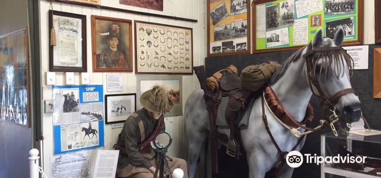 C.Q. Military & Artifacts Museum1