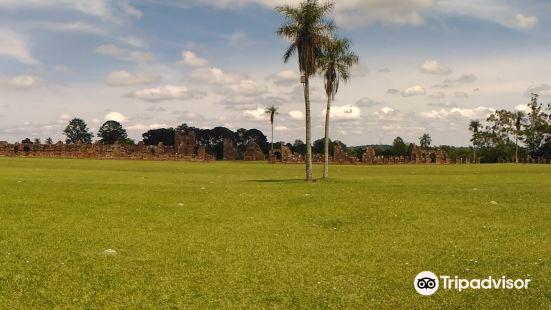 La Santísima Trinidad de Paraná
