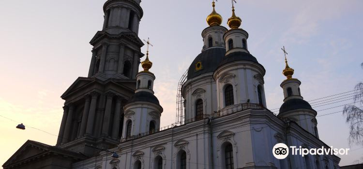 哈爾科夫聖母升天大教堂3