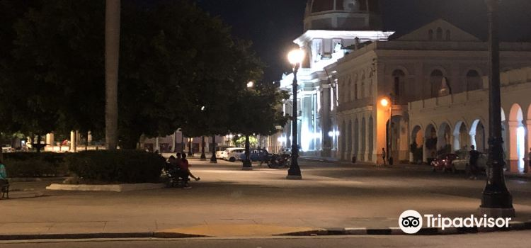 Jose Marti Palace and Library (Palacio y Biblioteca Jose Marti)1