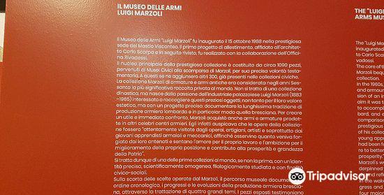 Museo delle Armi Luigi Marzoli e Museo del Risorgimento