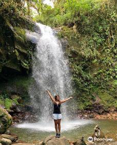 The Lost Waterfalls-Boquete-博克特